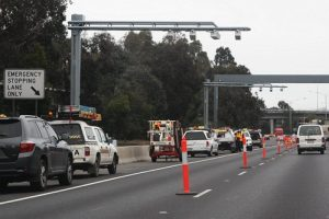 New speed cameras on the Monash Freeway - Waking up in Geelong