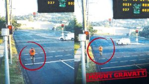 Cameras catch cyclists running red-light gauntlet, but very few get fined    The Courier Mail