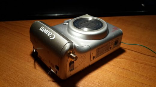 Raspberry Pi SSDV with a Compact Camera or SLR | Dave Akerman