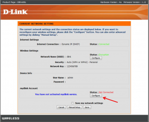 DIR-605L | Dlink products Configuration And Installation On D-Link Blog Home