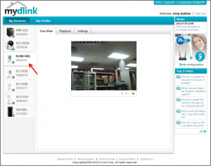 How to access the D-Link mydlink camera remotely? | D-Link Blog Home