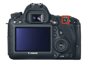 How to Set Up Back Button Focusing on Your Canon