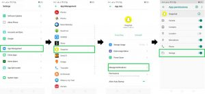 How to Put Camera Roll Pictures on Snapchat Story