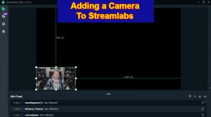 How to Set Up a Camera in Streamlabs OBS for Your Video