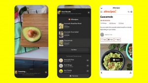 Snap emphasizes commerce in updates to its camera and AR platforms |  TechCrunch