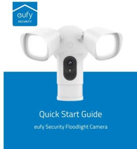 Anker Eufy Security Floodlight Camera T8420 User Manual - Manuals+