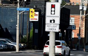 Toronto issued 90,000 red-light camera tickets last year, a rise of nearly  50 per cent | TheSpec.com