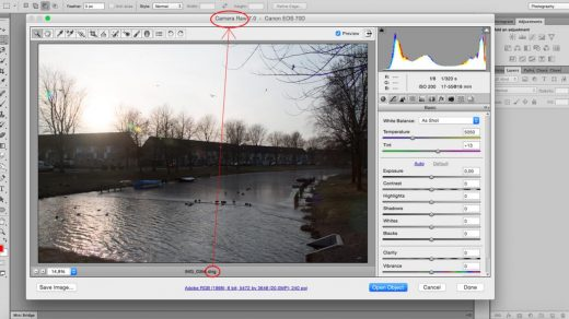 Balance Exposure in Adobe Camera Raw to Improve Your Photographs «  360Photography