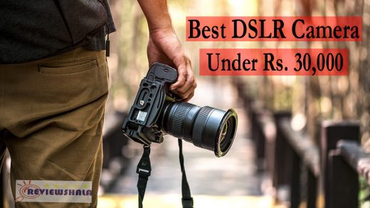 Best DSLR Camera Under 30000 in India 2020   Reviewshala