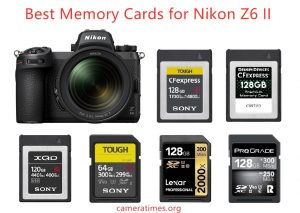 Best Memory Cards for Nikon Z6 II   Camera Times