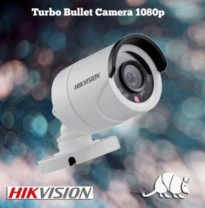 TURBO HD BULLET CAMERA – Fortified CCTV Solutions
