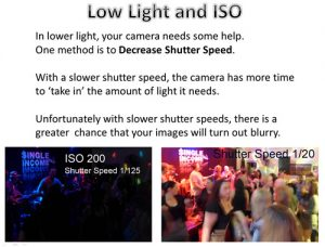 How To Do ISO Settings   PBP – Photos By Passy