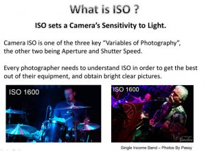 what is camera iso   PBP – Photos By Passy