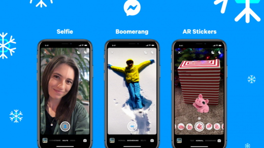 Facebook Messenger is adding a new skin-smoothing selfie mode to its camera  – BGR