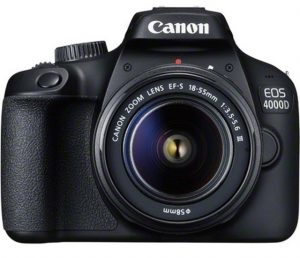 The Canon EOS 4000D | Rebel T100 review - Camerawize photography
