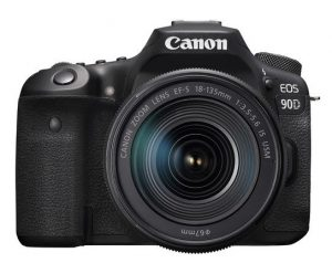Canon 90D Firmware Update Enables 24fps Shooting « NEW CAMERA