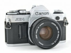 Canon AE-1 Review - A Popular Camera Since Release   Outside The Shot