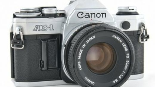 Canon AE-1 Review - A Popular Camera Since Release | Outside The Shot