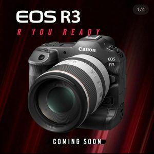 Updated Canon EOS R3 Specifications - Canon Camera News