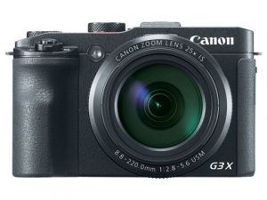 Canon G3X - Weather Sealed Compact with 1inch Sensor, 25X Zoom and 5 axis  IS « NEW CAMERA