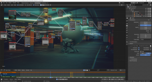 Matchmoving and Compositing in Blender 2.8 Eevee – Louis du Mont