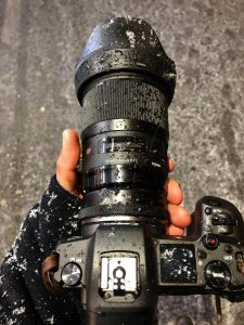 Just How Does the Weather Sealing on Higher End Cameras Stack Up?