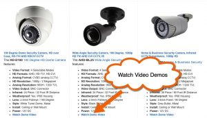Key Components of a Commercial Grade Security Camera System