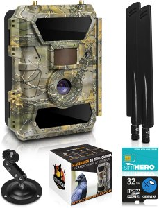 The Best Cellular Trail Cameras on Amazon – Robb Report