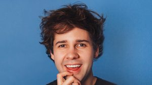 David Dobrik Hopes to Use YouTube Fame to Become Late-Night TV Host -  Variety