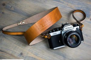 Cruick Is A UK-made Premium Leather Camera Strap And It Is Gorgeous | SHOUTS