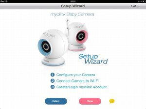 How to Setup a New Camera D-Link DCS-825L with the mydlink Baby App | D-Link  Blog Home