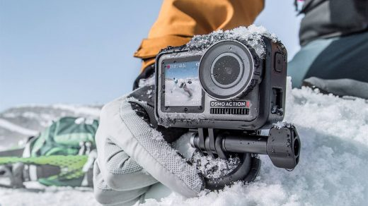 DJI hopes to take on GoPro with its new Osmo Action camera: Digital  Photography Review
