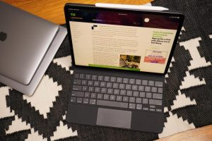 Apple's Magic Keyboard Review: Laptop class typing comes to iPad Pro |  TechCrunch