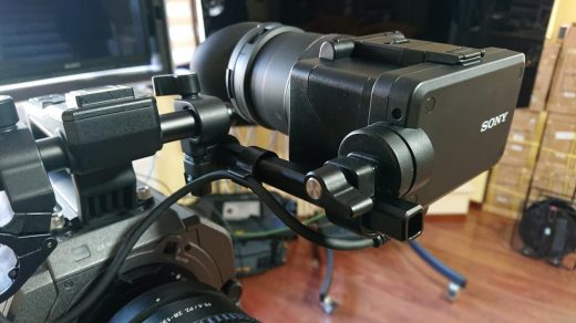 Pxw-fx9 Viewfinder Mounting   XDCAM-USER.COM