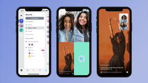 Discord will be able to screen share from iOS and Android devices starting  today   TechCrunch