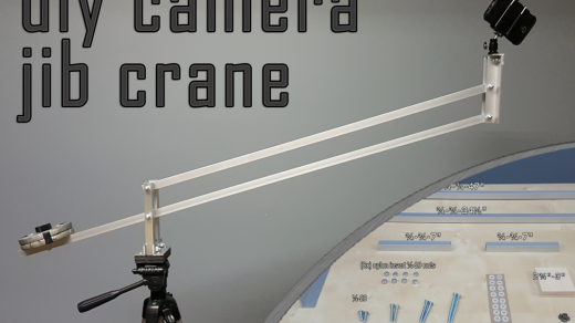 Easy DIY Camera Crane Jib : 5 Steps (with Pictures) - Instructables