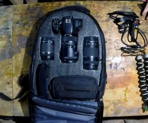 DIY Camera Bag With Foam : 6 Steps (with Pictures) - Instructables