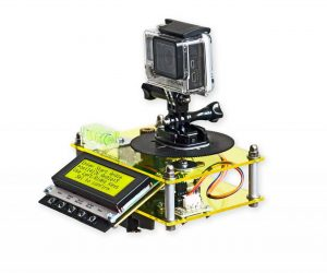 Arduino Time-Lapse Panorama Controller : 8 Steps (with Pictures) -  Instructables