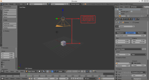 How to get Camera view like Top-view? - Blender Stack Exchange