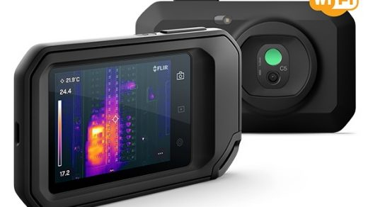 FLIR C5 Compact Thermal Camera with Cloud Connectivity - My Meter