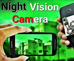Make Night Vision Camera From Old Smartphone ! : 6 Steps (with Pictures) -  Instructables