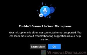 How to Turn On Camera or Microphone on Facebook Messenger Windows 10