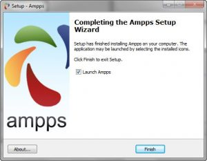 How to Install WordPress on your Windows Computer Using AMPPS - Antz  Business Solutions