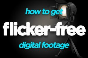 Remove Flicker From Video - Why Framerates and Shutter Speed Matter -  DigiProTips
