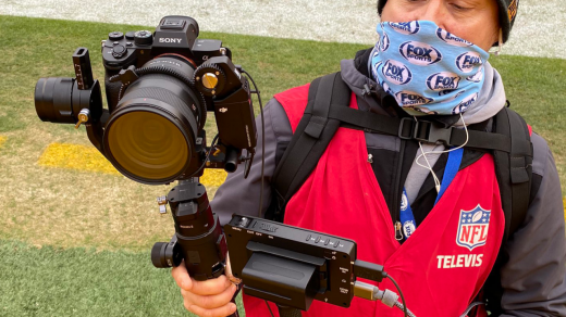 Fox Sports Worked a Live Mirrorless Camera Into an NFL Broadcast — And It  Caught Viewers' Attention