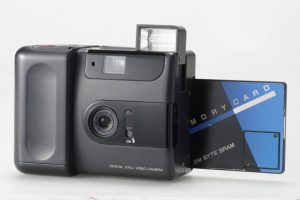 The World's First 'Fully' Digital Camera was Created by Fuji