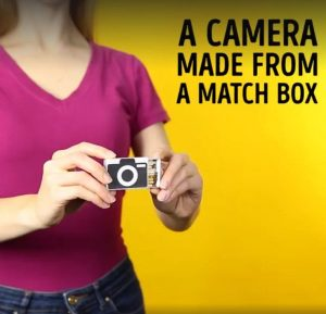 This DIY Matchbox Pinhole Camera Is So Fun. Try it Out!