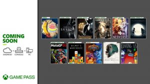 Game Pass the Gift That Keeps on Giving (Additions) : The Elder Scrolls V:  Skyrim, Among Us and much more - Complete Xbox
