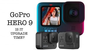 The GoPro Hero 9 vs GoPro - Is it worth Upgrading? - Geeky Nerdy Techy
