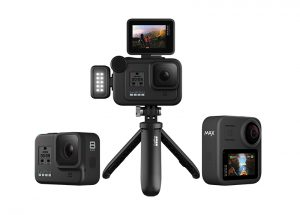 GoPro launches new Hero8 Black and MAX action cameras | TechCrunch